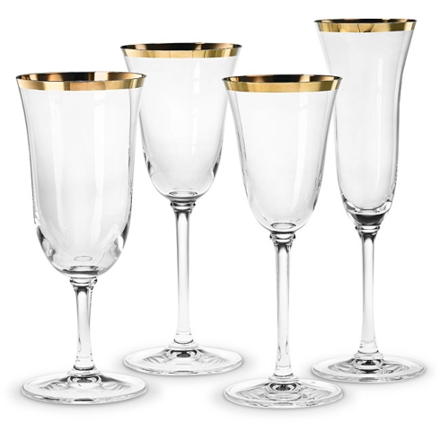Vera Wang Classic Gold Iced Beverage collection with 1 products